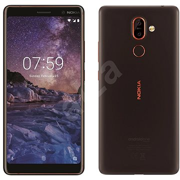 Nokia 7 Plus Black Dual SIM (11B2NB01A10)