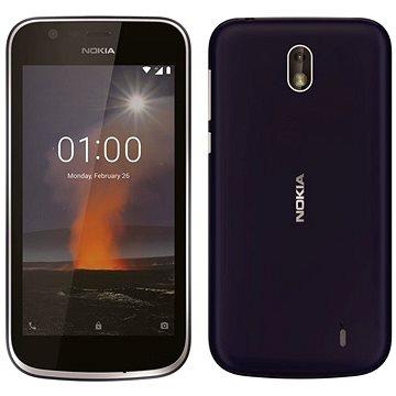 Nokia 1 Blue (11FRTL01A04) + ZDARMA Digitální předplatné Týden - roční Digitální předplatné TOUCHIT - SK - čtvrtletní předplatné od ALZY Digitální předplatné Interview - SK - Roční od ALZY Digitální předplatné PC Revue - Roční předplatné - ZDARMA