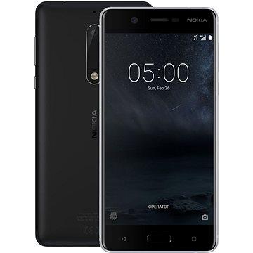 Nokia 5 Matte Black (11ND1B01A12) + ZDARMA Bezpečnostní software Kaspersky Internet Security pro Android pro 1 mobil nebo tablet na 6 měsíců (elektronická licence) Bluetooth reproduktor LAMAX Beat Sentinel SE-1 Digitální předplatné Interview - SK - Roční