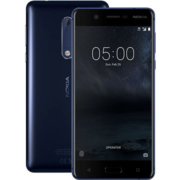 Nokia 5 Tempered Blue