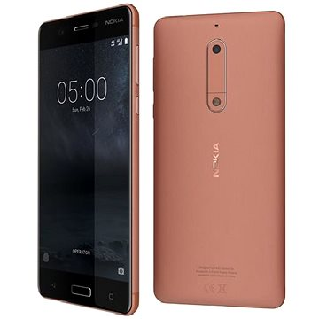 Nokia 5 Copper Dual SIM (11ND1M01A14)