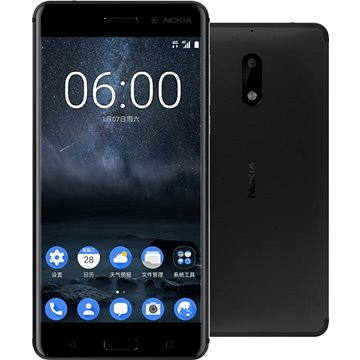 Nokia 6 Tempered Blue Dual SIM (11PLEL01A08)