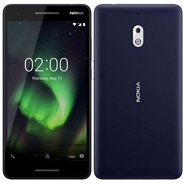 Nokia 2.1 Dual SIM modrá (11E2MX01A08)