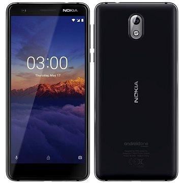 Nokia 3.1 Dual SIM černý (11ES2B01A15)
