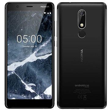 Nokia 5.1 Dual SIM černý (11CO2B01A13)