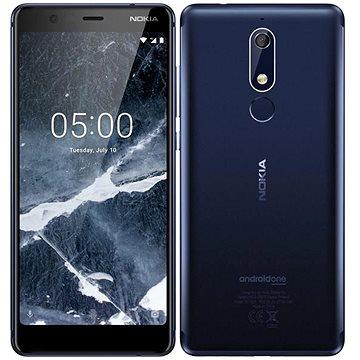 Nokia 5.1 Dual SIM modrý (11CO2L01A13)