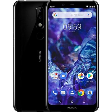 Nokia 5.1 Plus Black