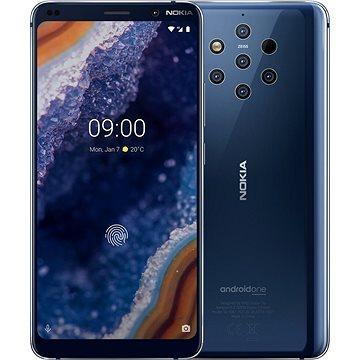 Nokia 9 PureView Dual SIM modrá (11AOPL01A04)