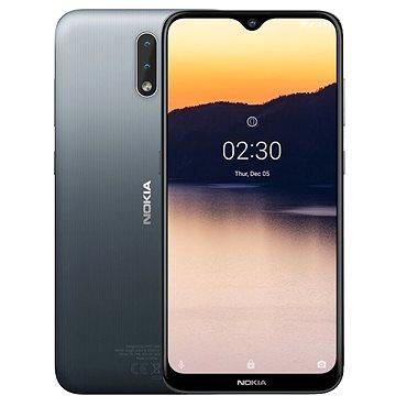 Nokia 2.3 šedá (719901092471)