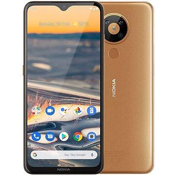 Nokia 5.3 hnědá
