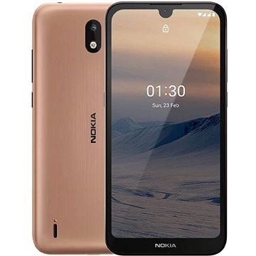 Nokia 1.3 hnědá