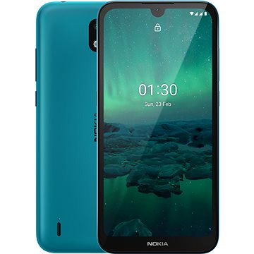 Nokia 1.3 modrá