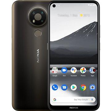 Nokia 3.4 šedá