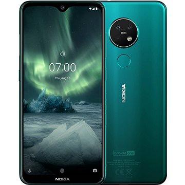 Nokia 7.2 Dual SIM zelená