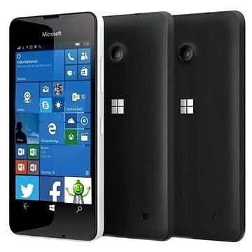 Microsoft Lumia 550 černá (A00026251)