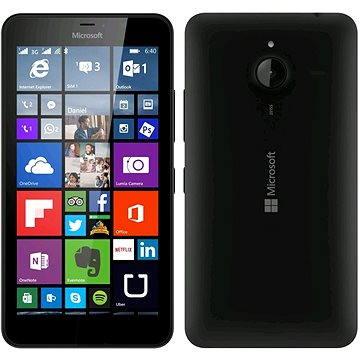 Microsoft Lumia 640 XL LTE černá (A00024519)