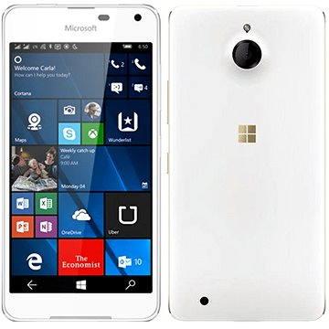 Microsoft Lumia 650 LTE bílá Dual SIM (A00027056)