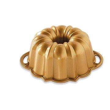 Nordic Ware Bábovka Anniversary velká 12cup zlatá (50077)