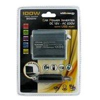 DC/AC 12V/230V 100W, USB (77014013)