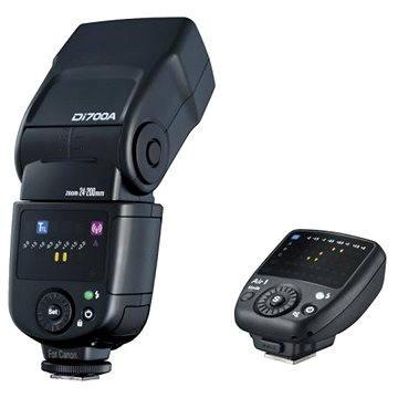 Nissin Di700 + odpalovač Air 1 pro Canon (700AKITC)