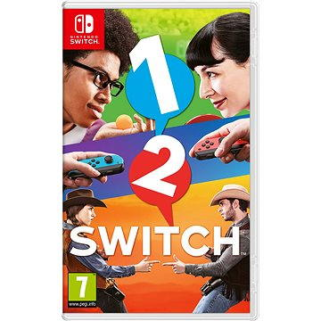 1 2 Switch - Nintendo Switch (045496420185)