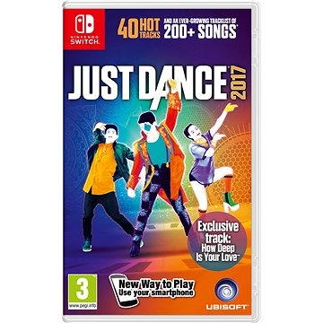 Just Dance 2017 - Nintendo Switch (NSS353)