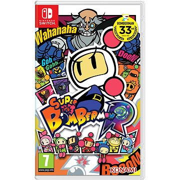 Super Bomberman R - Nintendo Switch (NSS668)