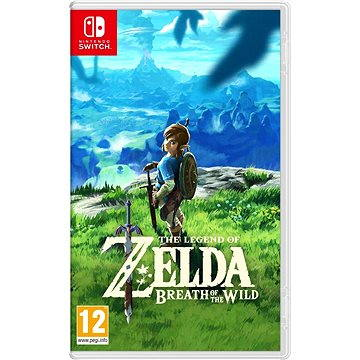 The Legend of Zelda: Breath of the Wild - Nintendo Switch (045496420055)