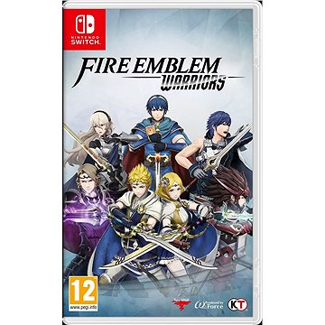 Fire Emblem Warriors - Nintendo Switch (045496420802)