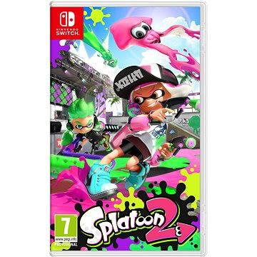 Splatoon 2 - Nintendo Switch (045496420437)