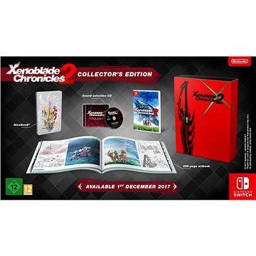 Xenoblade Chronicles 2 Limited Edition - Nintendo Switch (045496421083)
