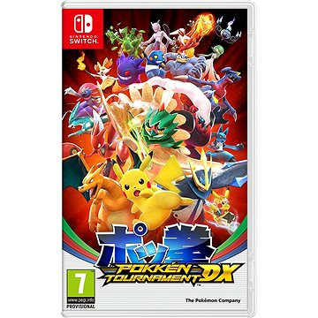 Pokkén Tournament DX - Nintendo Switch (045496420727)