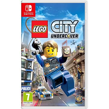 LEGO City: Undercover - Nintendo Switch (5051892206709)