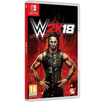 WWE 2K18 - Nintendo Switch (5026555066969)