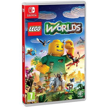 LEGO Worlds - Nintendo Switch (5051892210331)