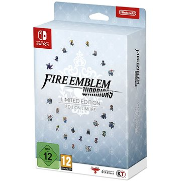 Fire Emblem Warriors (Limited edition) - Nintendo Switch (045496420833)