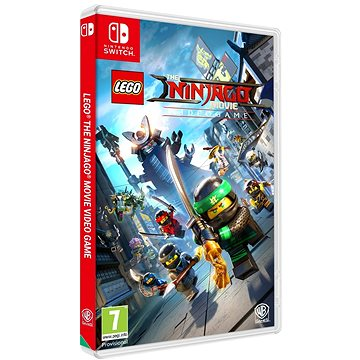 LEGO Ninjago Movie Videogame - Nintendo Switch (5051892210478)