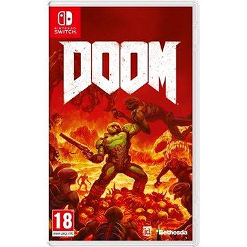 Doom - Nintendo Switch (045496421311)