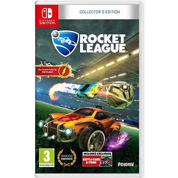 Rocket League: Collectors Edition - Nintendo Switch (5051892213592)
