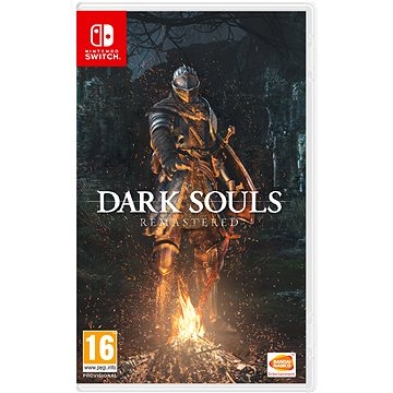 Dark Souls Remastered - Nintendo Switch (045496421892)