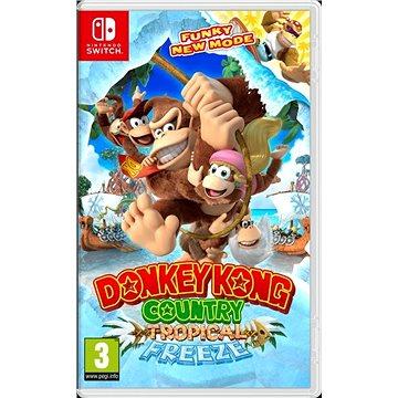 Donkey Kong Country: Tropical Freeze - Nintendo Switch (045496421731)