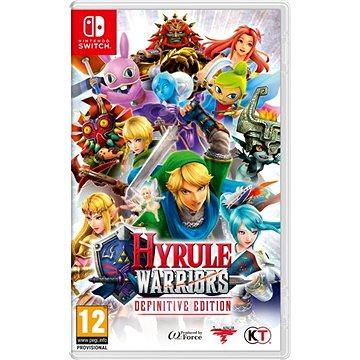 Hyrule Warriors: Definitive Edition - Nintendo Switch (045496421816)