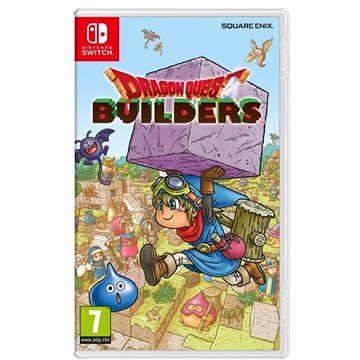Dragon Quest Builders - Nintendo Switch (045496421403)