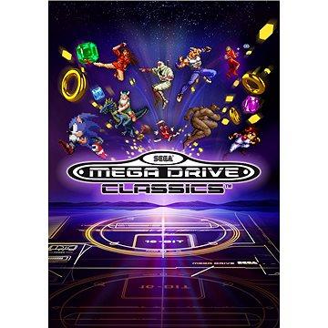 Sega Mega Drive Classics - Nintendo Switch (5055277034680)
