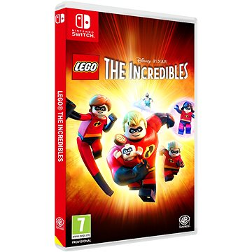 LEGO The Incredibles - Nintendo Switch (5051892215275)