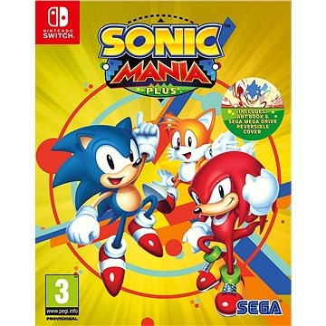 Sonic Mania Plus - Nintendo Switch (5055277031979)