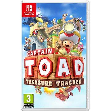 Captain Toad: Treasure Tracker - Nintendo Switch (045496422356)