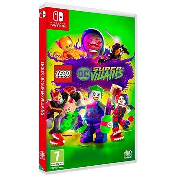 LEGO DC Super Villains - Nintendo Switch (5051892215206)