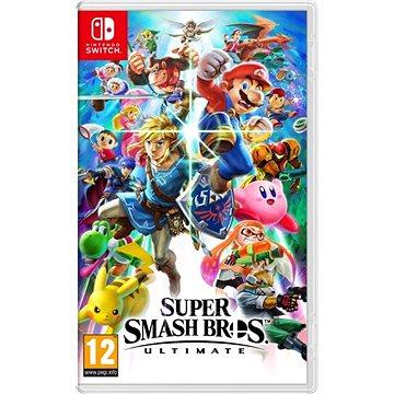 Super Smash Bros. Ultimate - Nintendo Switch (045496422899)