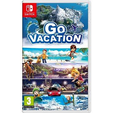 Go Vacation - Nintendo Switch (045496422462)